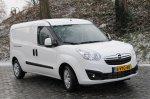 Новый Opel Combo уже на дороге