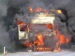 В случае угона автомобиля или возгорания фуры ответственность за утрату груза возложили на перевозчиков
