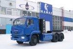 «Башнефть» заинтересовали газовые КАМАЗы
