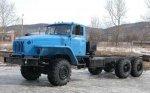 УРАЛ выпустил пробную партию автомобилей с рядным двигателем класса «Евро-4 ...