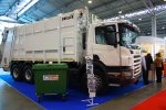 Специальная техника Scania на международном форуме