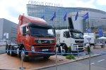 Volvo Trucks готовится к выставкам АСМАП и СТТ