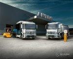 Mercedes-Benz Antos готовят к дебюту