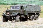Автомобиль-вездеход КрАЗ-255Б: 45 лет на боевом марше!