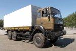 Перспективный бортовой грузовик Урал 5390