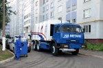 Новинки «КАМАЗа» - коммунальным предприятиям