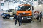Самосвалы КрАЗ представлены  на «Autotrans 2012»