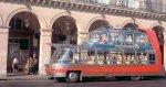 Citroen U55 Cityrama Currus: парижский космический корабль