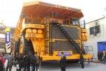 DE 400 XCMG - самый большой грузовик китайского происхождения