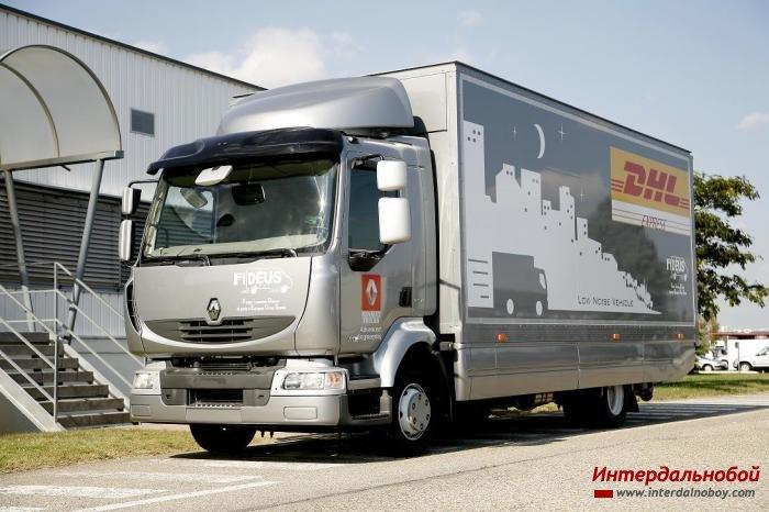 Renault Trucks: ���������� �� ������������������ �������������� � �������!