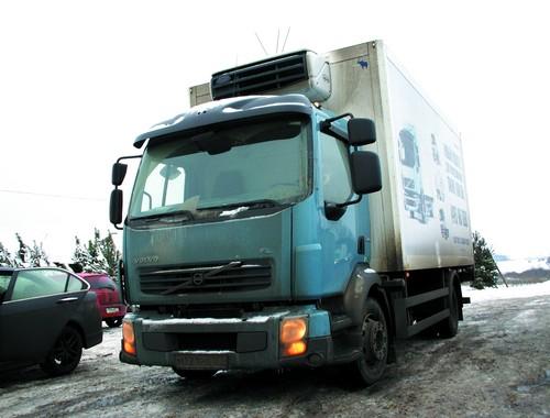 Рабочая лошадка Volvo FL