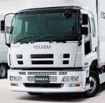 20-тонный Isuzu Giga уже в продаже