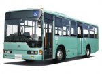Nissan Diesel выпустила автобус повышенной комфортности Space Runner A