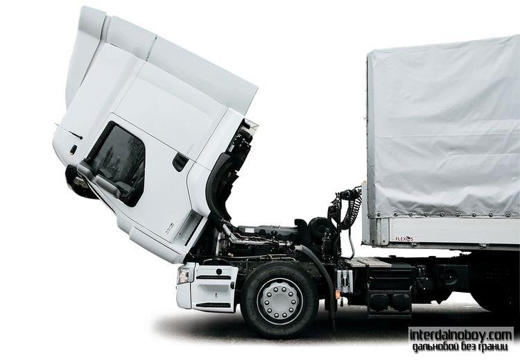 Renault Premium/ Тест-драйв.