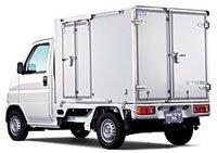 Самые маленькие грузовики