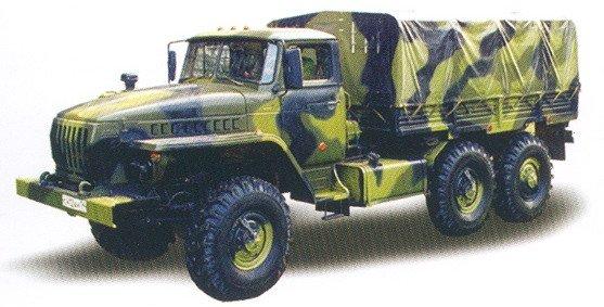 Урал-4320-0611-31