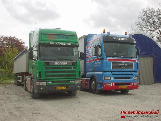 MAN не спешит объединяться со Scania
