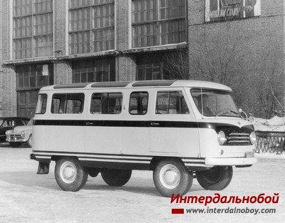 Автобус 451В (1960)