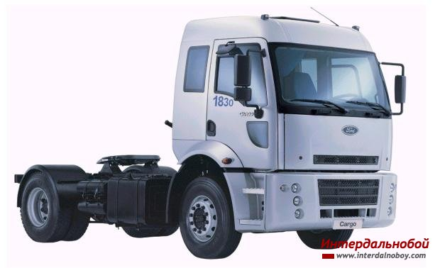 Акция по лизингу грузовых автомобилей Ford Cargo - «В ДЕСЯТКУ»!