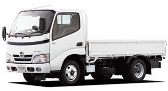 В модельном ряду легких грузовиков Hino Dutro пополнение