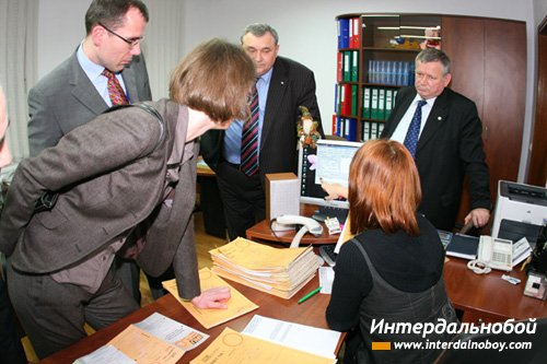 Зустріч з представниками Посольства та Консульства Німеччини