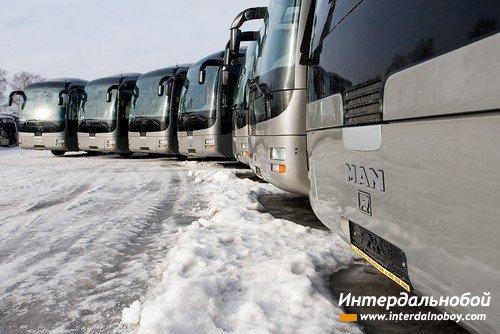 26 новых автобусов MAN для «Мострансавто»