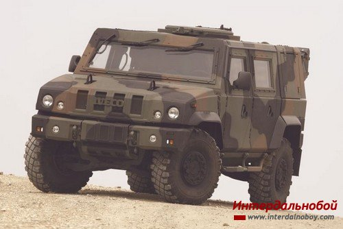 Iveco LMV (Light Multirole Vehicle)