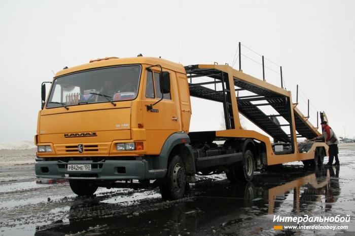 Новинка - Камаз 941300