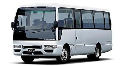 Компания Isuzu модернизировала автобусы Journey