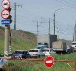 График движения транспорта через Борский и дублирующие мосты по автодороге  ...