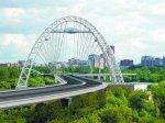 В 2008 году в Крылатском откроют новый автомобильный вантовый мост