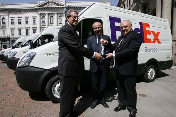 Iveco вводит в эксплуатацию дизель-электрические гибридные Daily