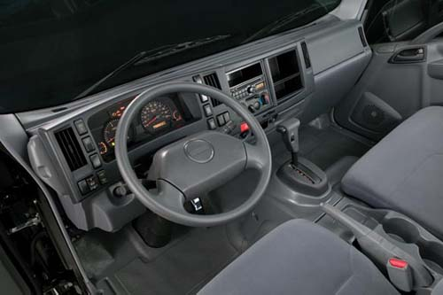 Обновленная N - серия от Isuzu Commercial Truck