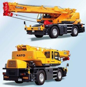 Скоростной внедорожник от Kato