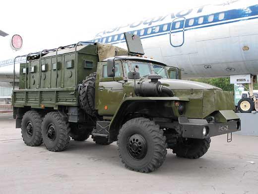 50 Уралов уедут в Судан