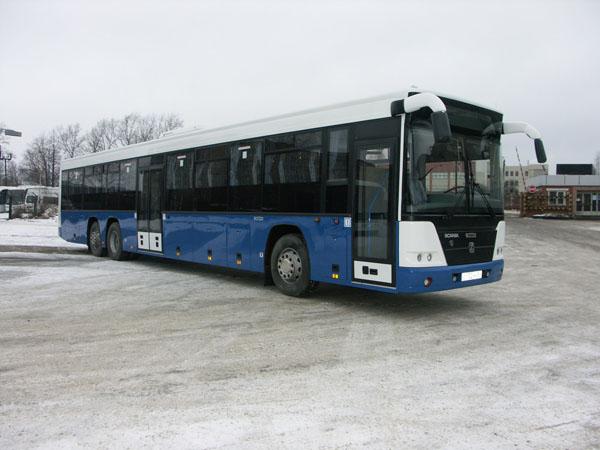 Серийное производство ГОЛАЗ 622810 начато «Группой ГАЗ»