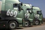 Рынок грузовиков: заказы падают, продажи растут
