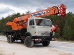 На рынке снова появятся автокраны «Клинцы» грузоподъемностью 16 тонн